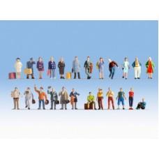 "NO16101 XL Figures Set ""Travellers"""