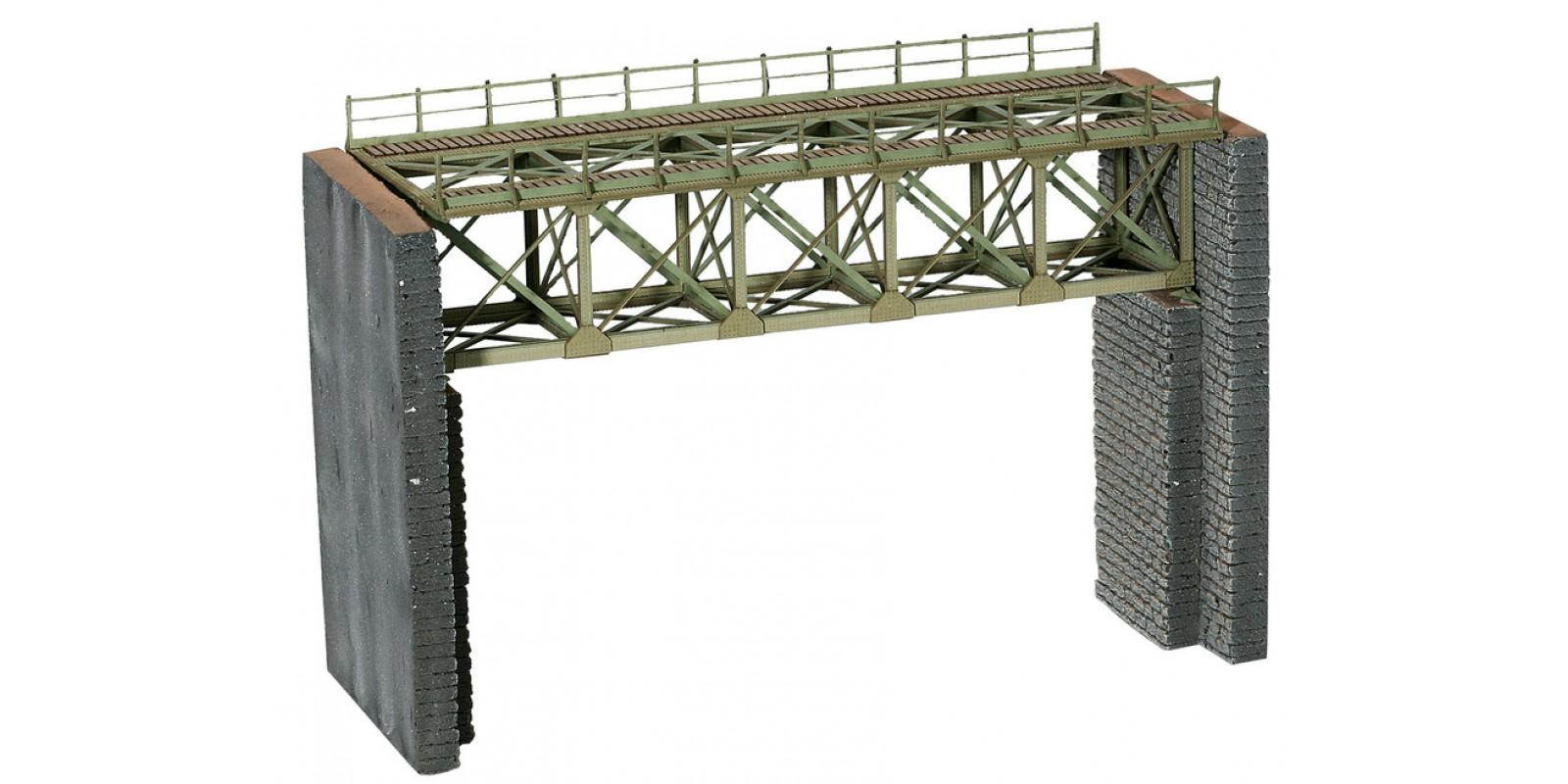 NO67010 Steel Bridge