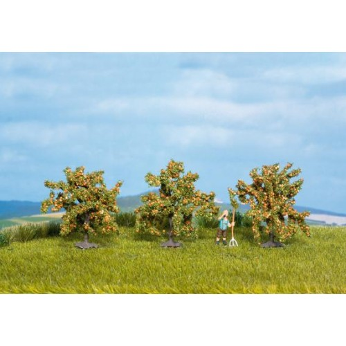 No25114 Orange Trees, 3 pcs., 40 mm