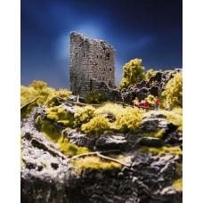 No58600 Castle Ruin, 18 x 14 x 12 cm