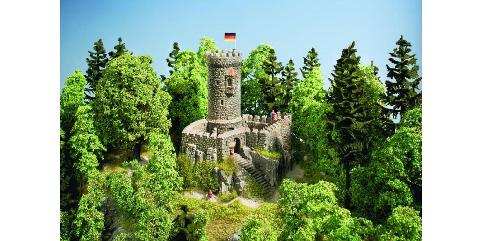 """No58603 Castle """"Hohenstein"""", 19,5 x 19,5 x 22,5 cm"""
