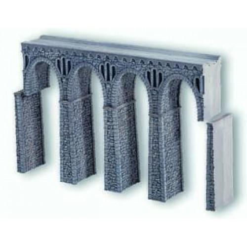 No58660 Quarrystone Viaduct, 37 x 24,5 x 4,4 cm