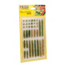 "NO07125 Grass Tufts ""light and dark green"""