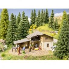 "NO65620 Scenery Set ""Christmas Crib"""