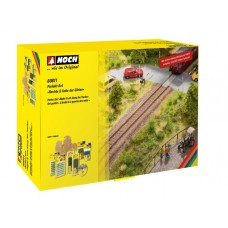 "No60811 Perfect Set ""Right & Left Along the Tracks"""