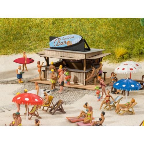 NO14260 Beach Bar