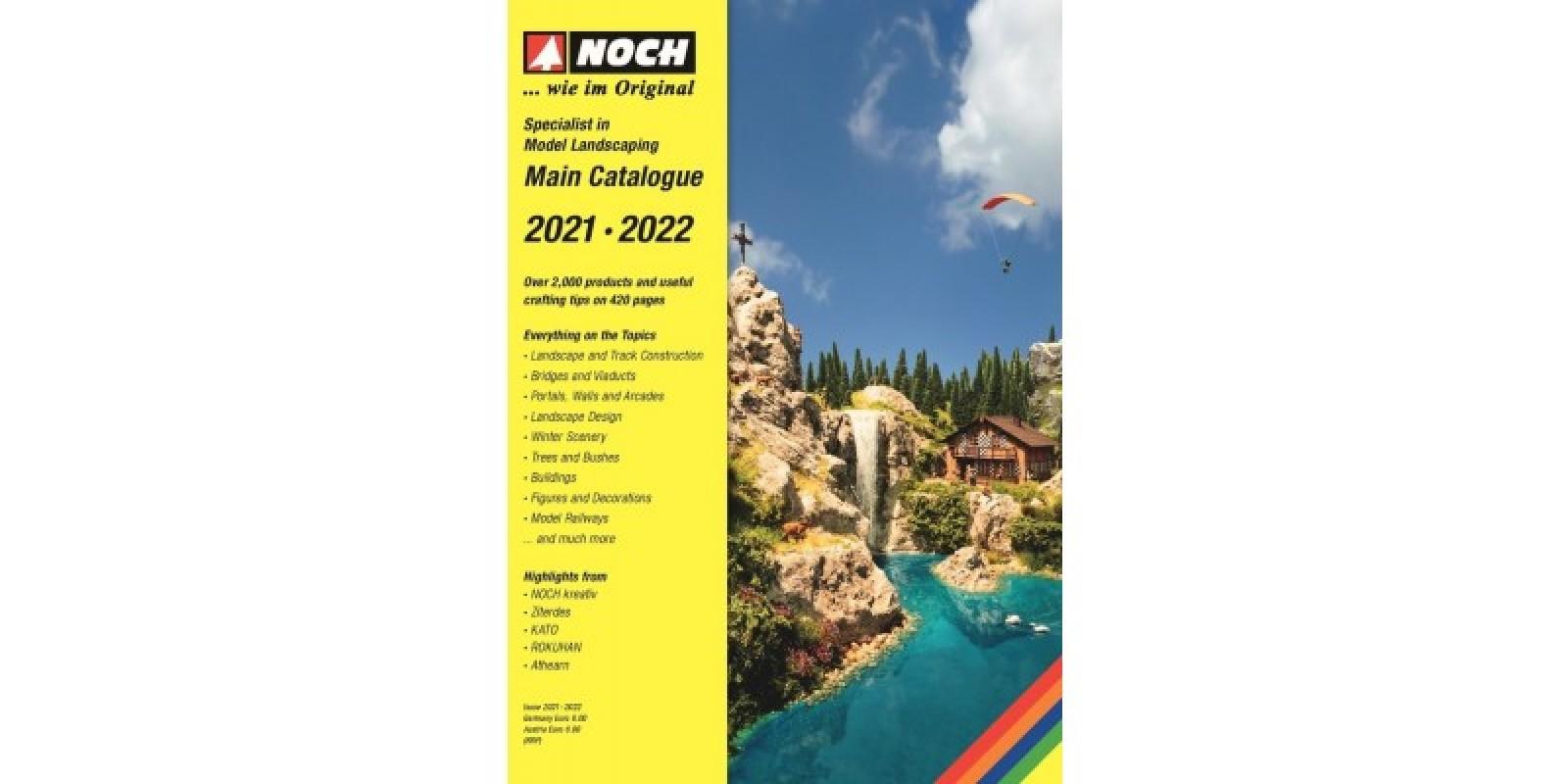 NO72212 NOCH Catalogue 2021/2022 English