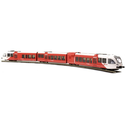 "PI59337 Diesel Railcar classGTW 2/8 ""Stadler""  ARRIVA, rented by NS, Epoche VI, AC, digital"