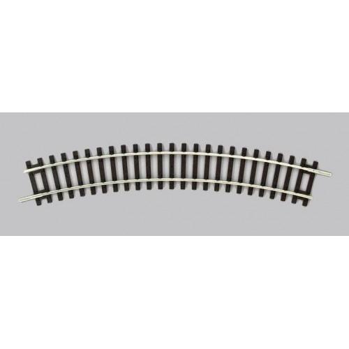 PI55211 Curved Track R1/30°, 6 pcs