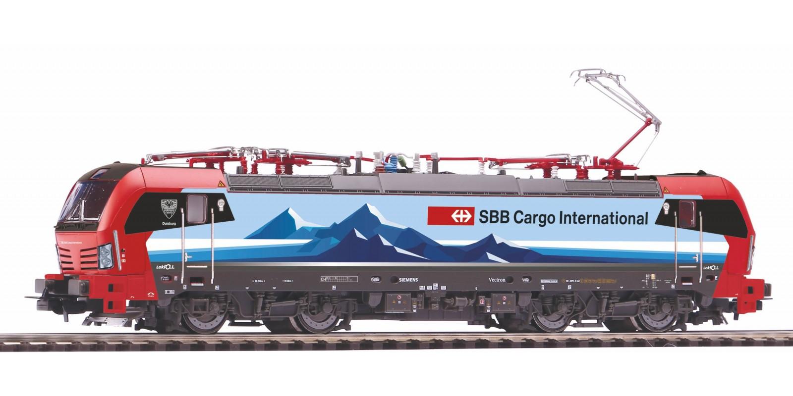 PI59186 Elektrolok Vectron SBB Cargo International (DE Duisburg)