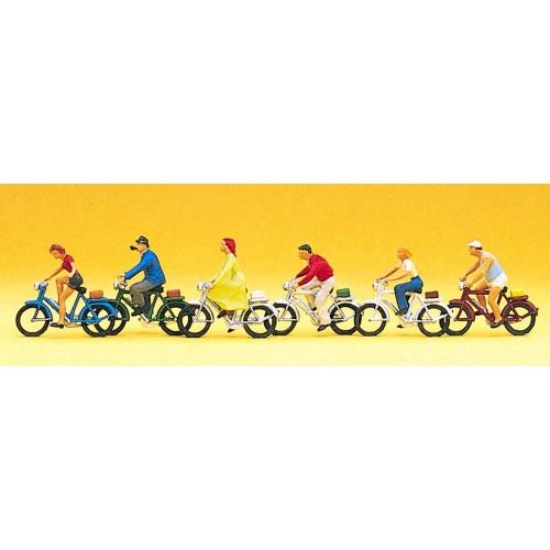 PR10091  Cyclists