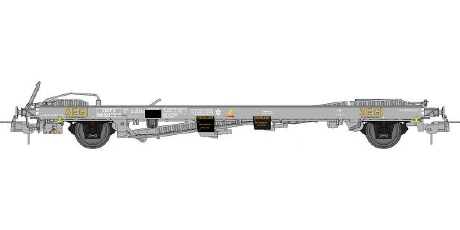 REWB230   Wagon KANGOUROU SEGI Ep.III vide