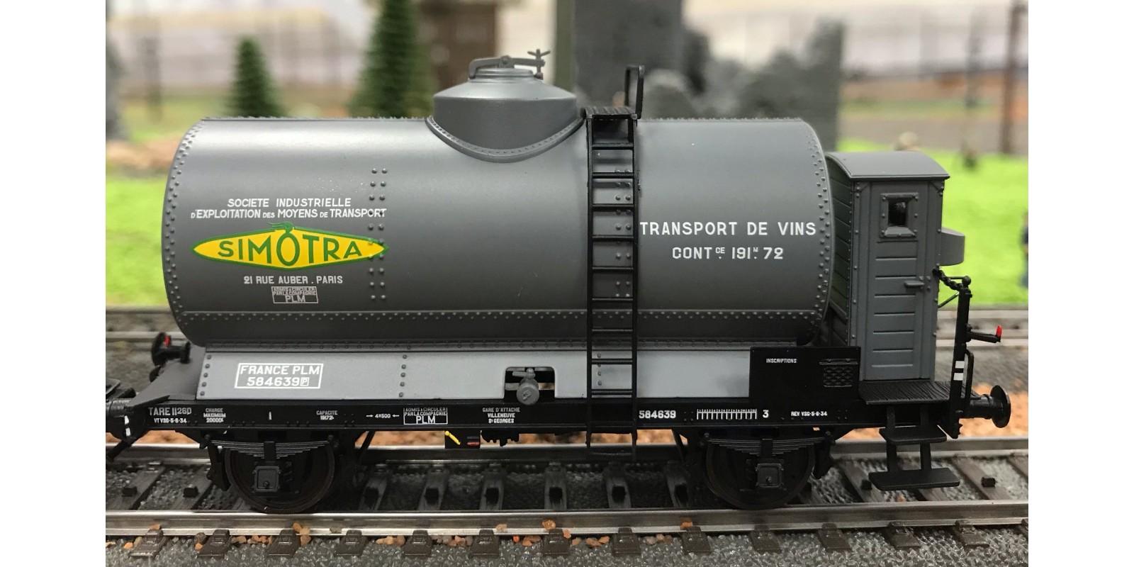 REWB453 Tank Wagon Ep. II PLM