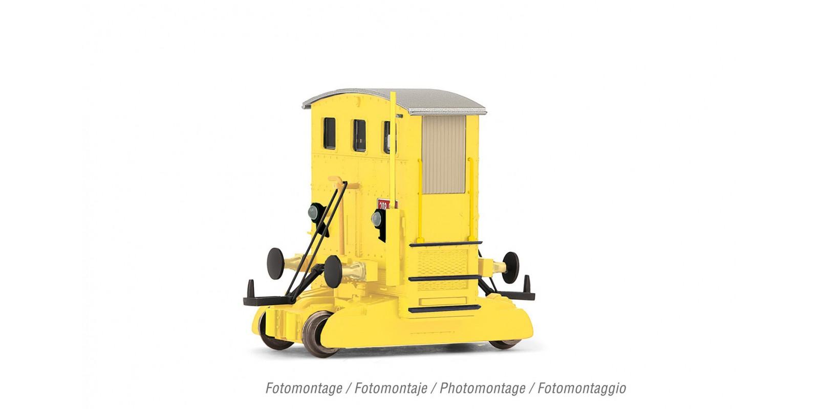 """RI2879 FS (or private), ABL """"sogliola"""" yellow livery"""
