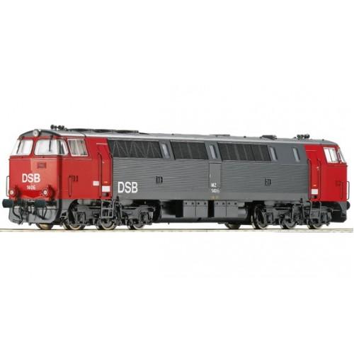 RO72973 - Diesel locomotive MZ 1406, DSB