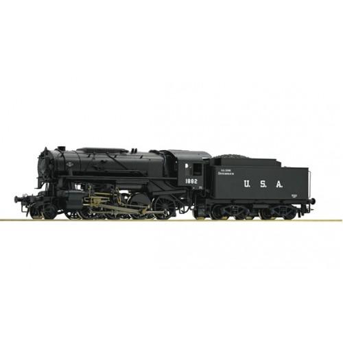 "RO78153 - Steam locomotive S 160, USATC ""US Zone Austria"