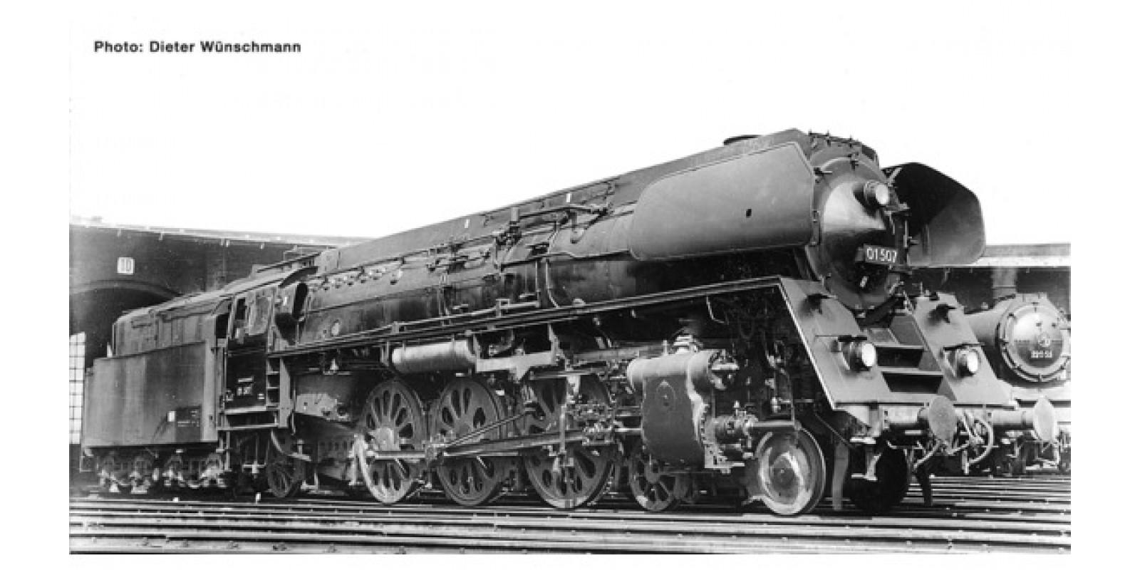 RO72135 - Steam locomotive 01 507, DR