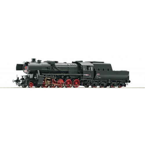 RO72226 - Steam locomotive class 555, CSD