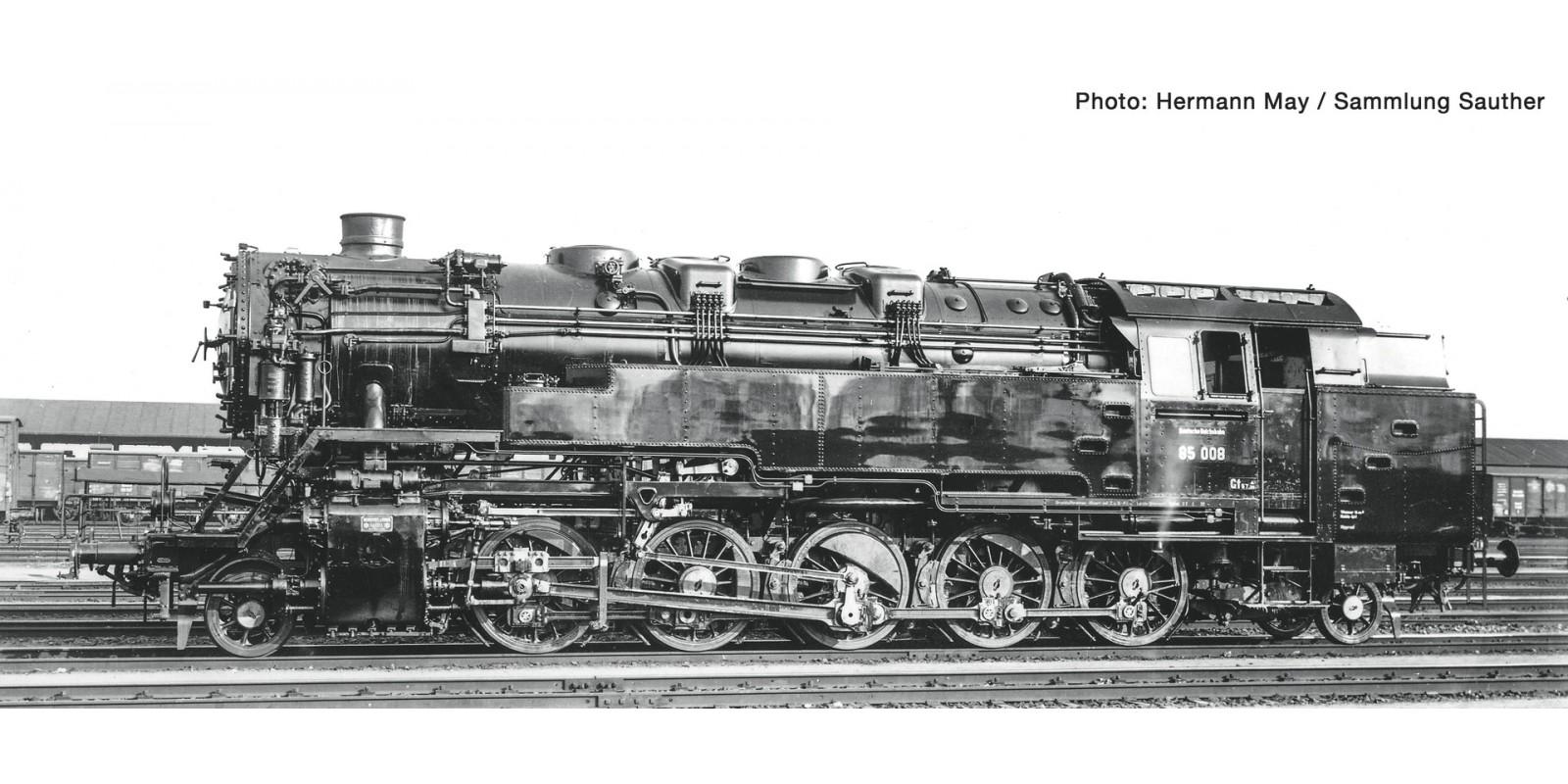 RO78262 - Steam locomotive 85 008, DRG