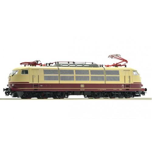 RO78284 - Electric locomotive 103 113, DB