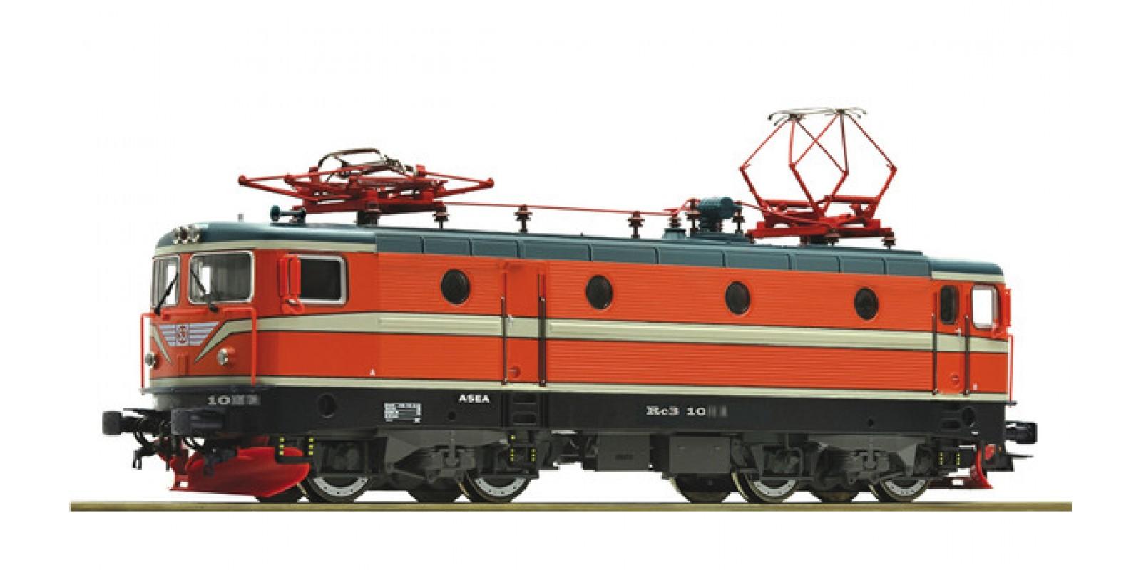 RO79395 - Electric locomotive Rc3, SJ