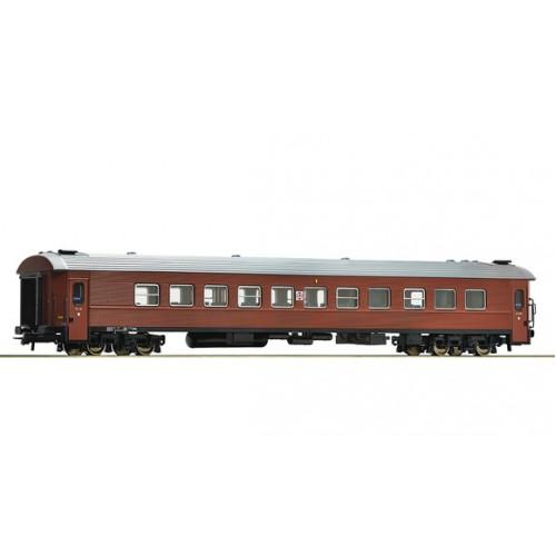 RO74514 - 2nd class passenger coach, SJ