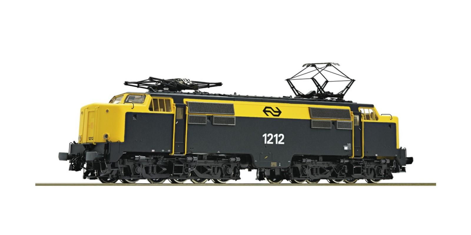 RO79831 Electric locomotive 1212, NS