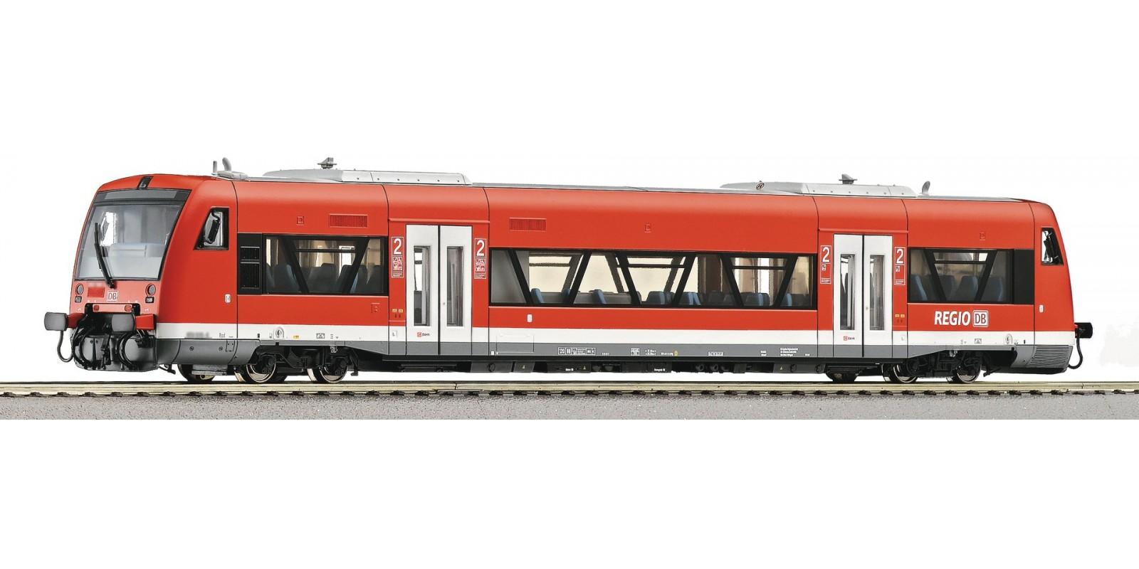 RO63178 - Diesel railcar class 650, DB AG