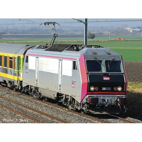 RO73866 - Electric locomotive BB 26000, SNCF