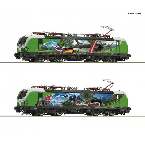 RO79952 - Electric locomotive 193 839-8, SETG
