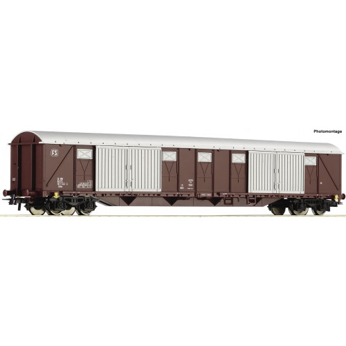 RO76496 - Box goods wagon