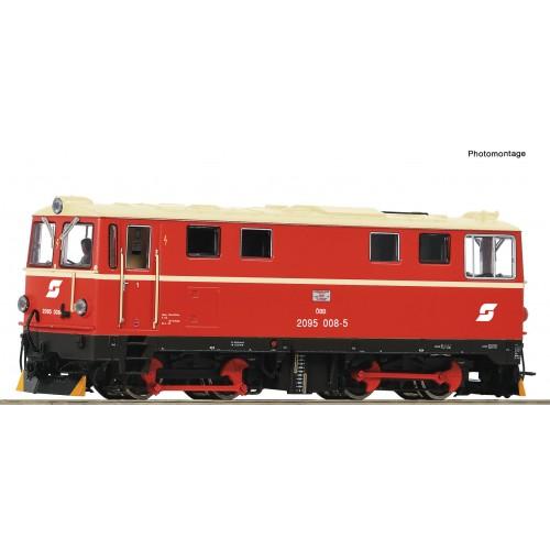 RO33301 - Diesel locomotive 2095 008-5, ÖBB