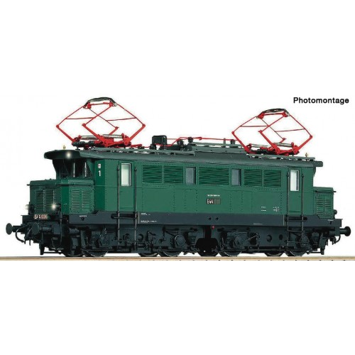 RO52545 - Electric locomotive class E 44, DB