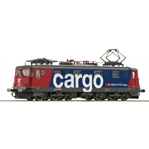RO58662 - Electric locomotive Ae 610 500-1, SBB Cargo