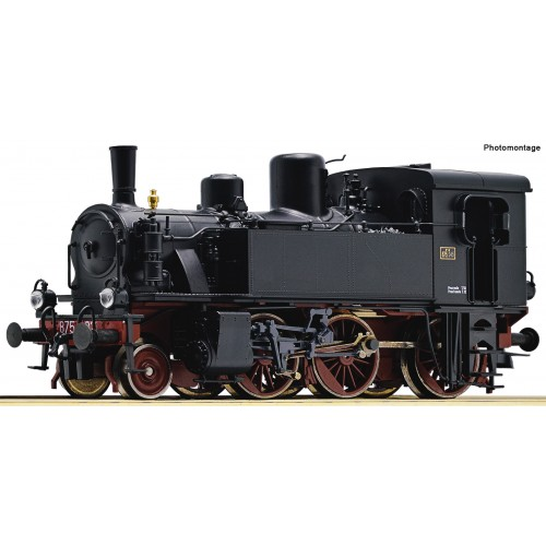 RO73017 - Steam locomotive 875 045, FS