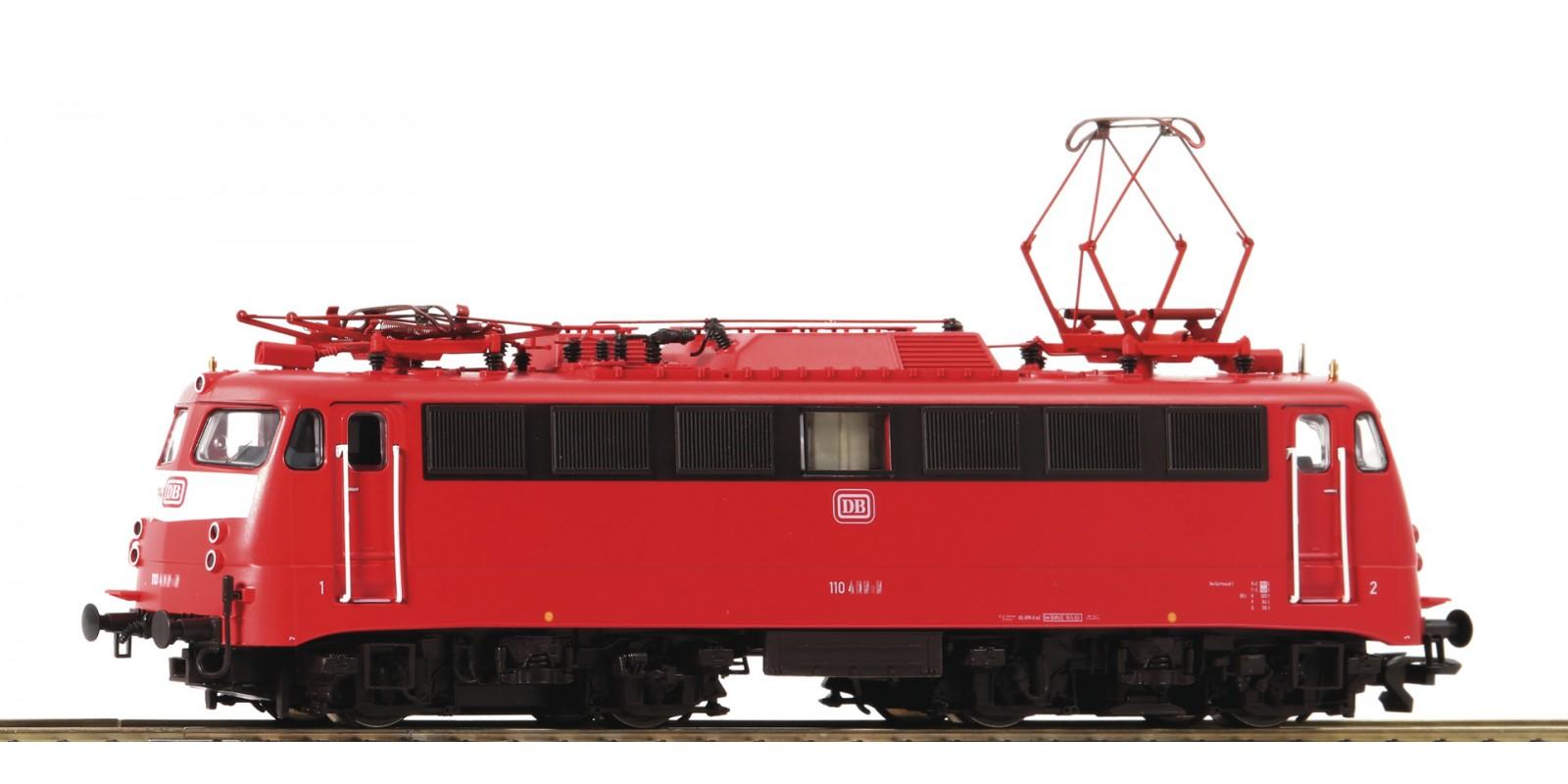 RO73072 - Electric locomotive 110 314-2, DB
