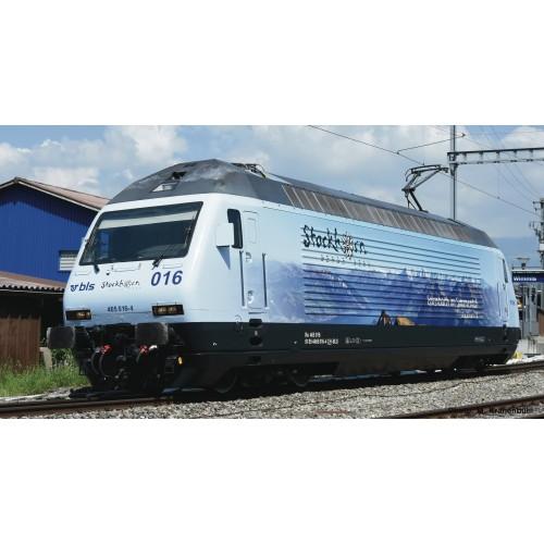 "RO73269 - Electric locomotive Re 465 016 ""Stockhorn"", BLS"