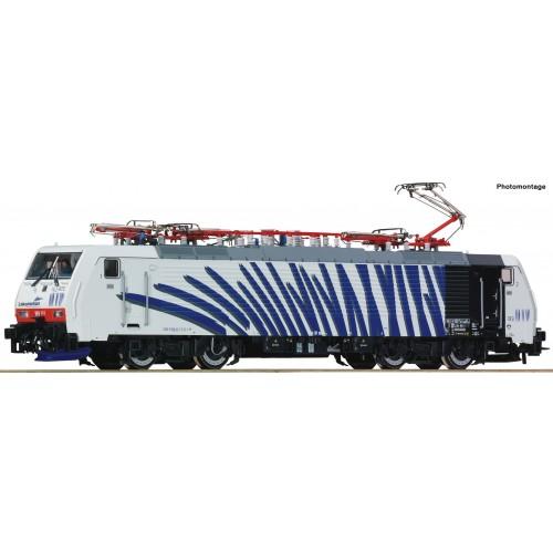 RO73316 - Electric locomotive class 189, Lokomotion
