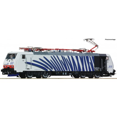 RO73317 - Electric locomotive class 189, Lokomotion