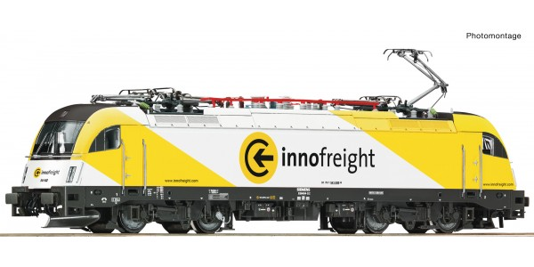 "RO73486 - Electric locomotive 541 002-6 ""Innofreight"", SZ"