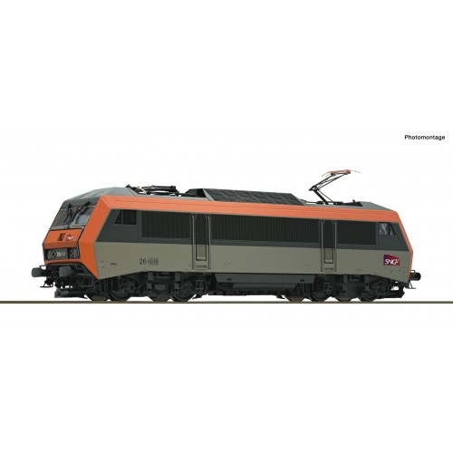 RO73858 - Electric locomotive BB26000, SNCF, DC, SOUND