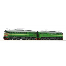 RO79795 - Diesel locomotive 2M62, RZD, AC, SOUND