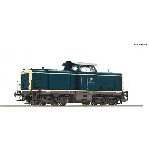 RO52539 Diesellok BR 212 oz/b DB DC-Sn
