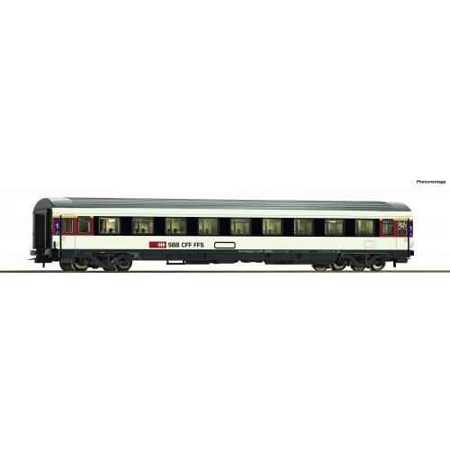 RO54166 EC Wagen 1. Kl. SBB