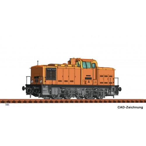 RO70264 Diesellok BR 106 DR Snd.
