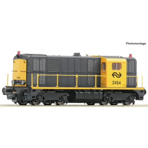 RO70790 Diesellok Serie 2454 ge/gr