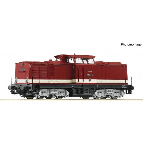 RO70810 Diesellok BR 110 DR HE-Snd.