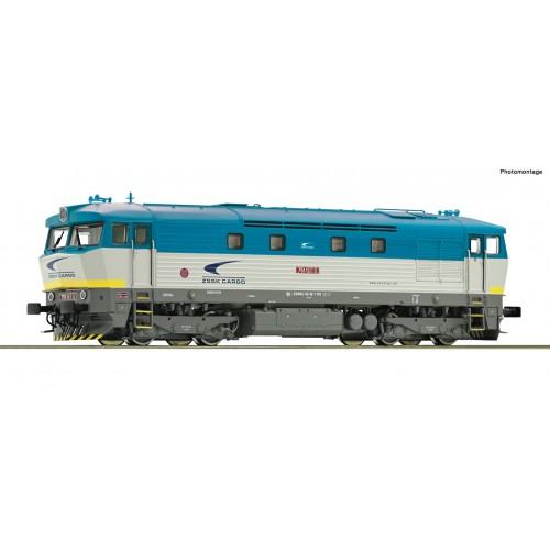 RO72969 Diesellok Rh 751 ZSSK Snd.