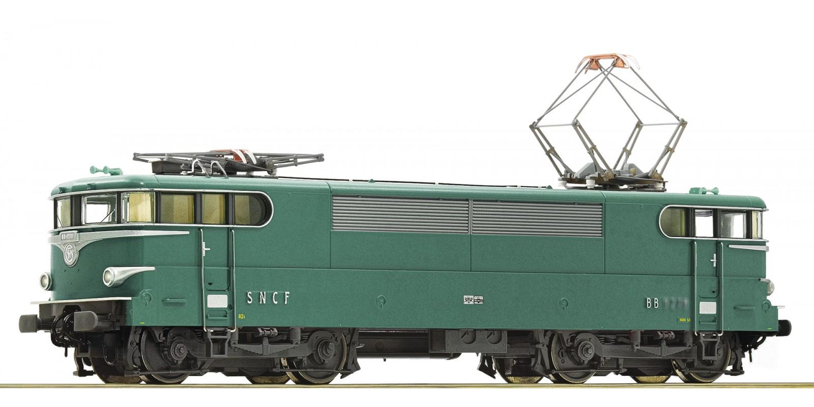 RO73049 E-Lok BB9200 grün SND.