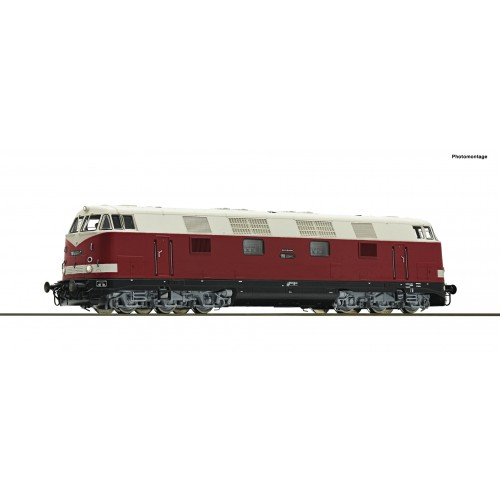RO79895 Diesellok BR 118 DR AC HE-Snd.